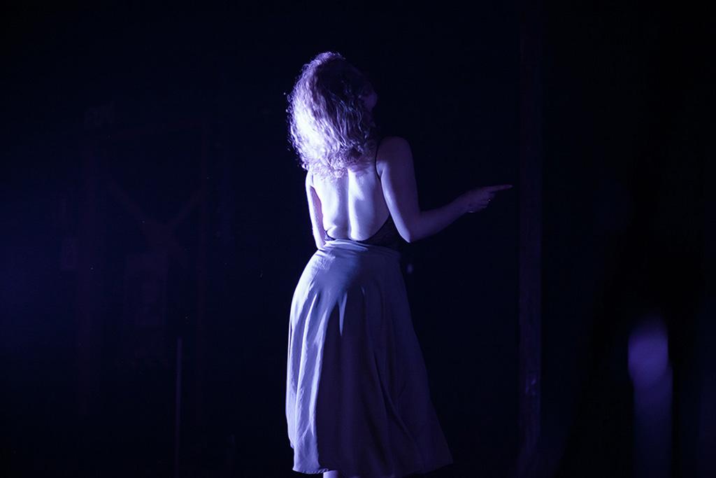 Instinct, de Sarah Baltziger