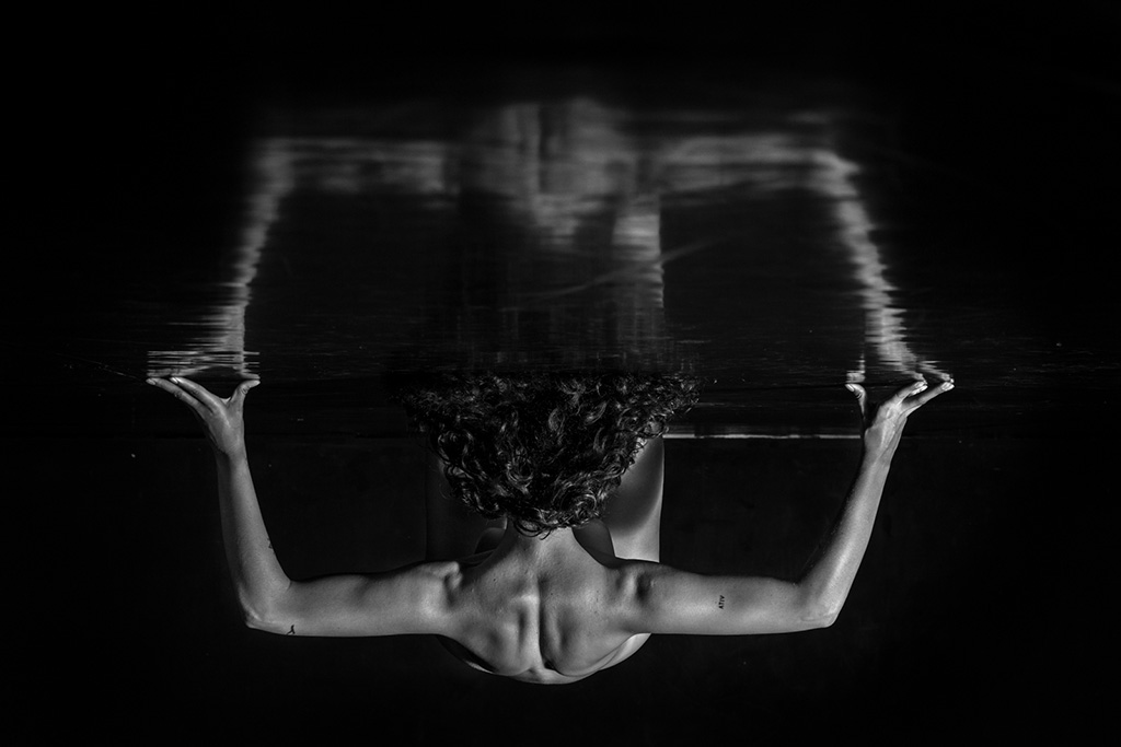 reflected movement
